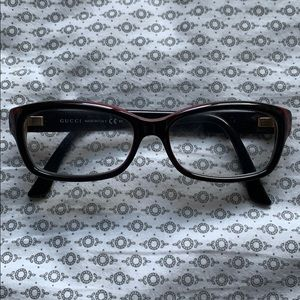 Gucci designer prescription glasses